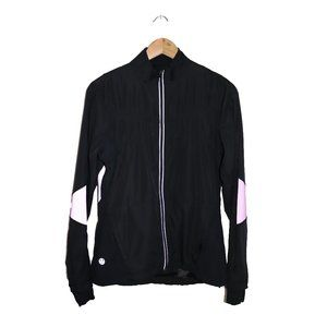 Lululemon Black Running Jacket